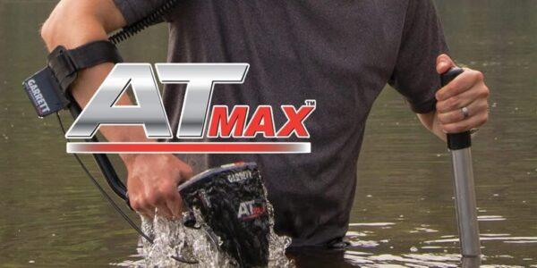 Detector Garrett AT MAX 6