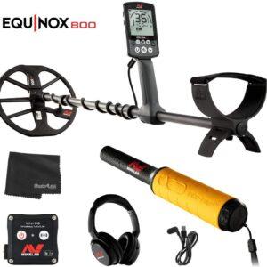 Detectores Minelab Equinox 800