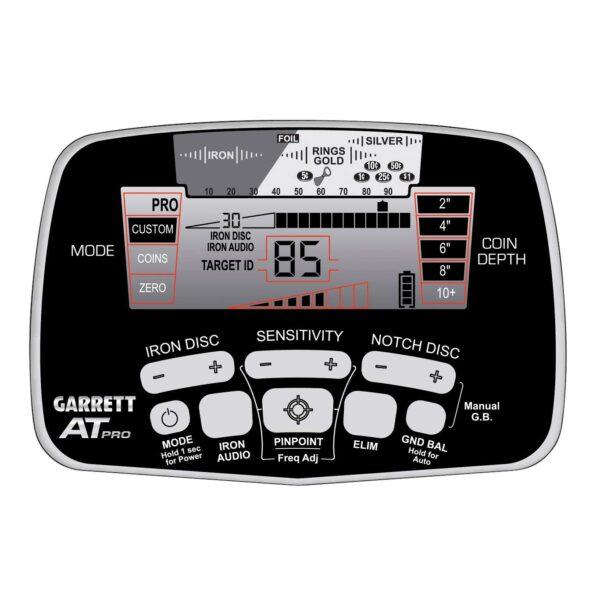 detector Garrett at Pro 5