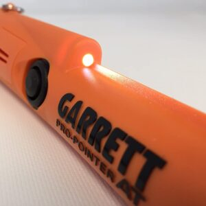 pro pointer garrett at