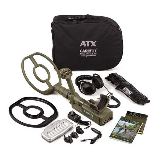 detector Garrett--ATX